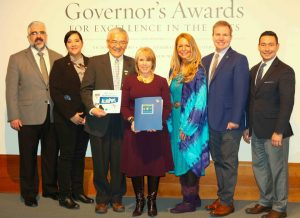 Celebrate the star small business award with Governor Michele Lujan Grisham