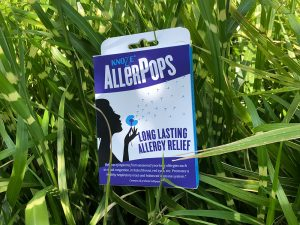 AllerPops, best natural remedy for allergies.