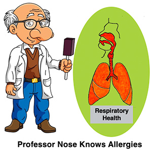 Professor Nose Knows Allergies